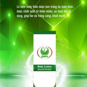 KEM BODY LOTION